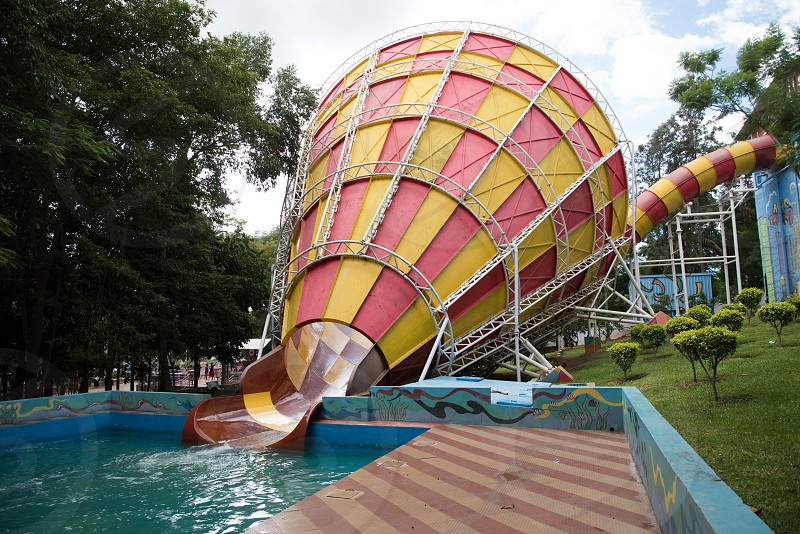 GRS Fantasy Park Mysore. Release has been obtained. photo