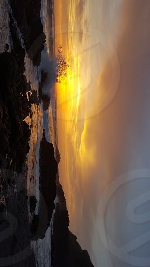 coastal relaxation photo