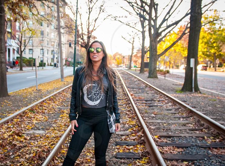 Model fashion photoshoot  photo