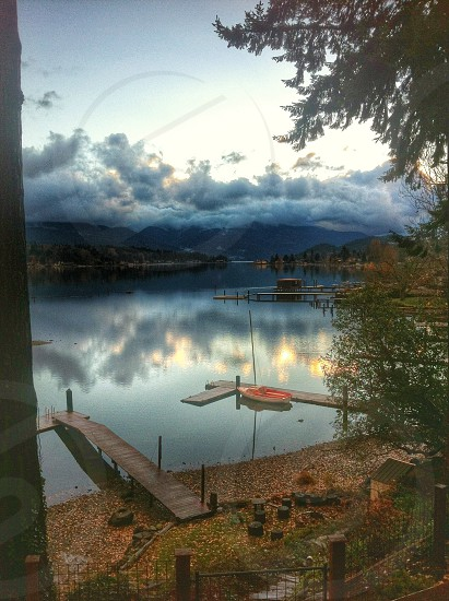 Lake Whatcom photo