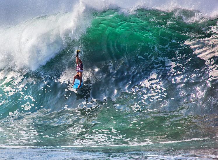 The Wedge in Newport Beach photo