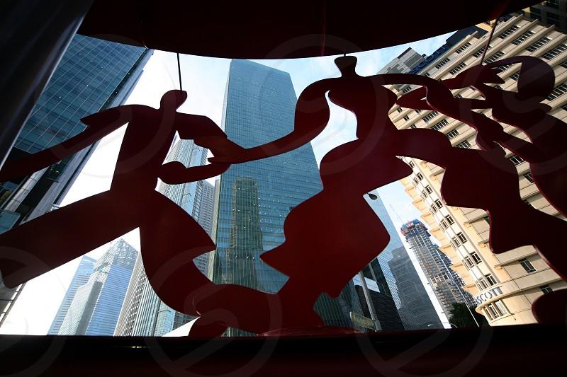 SINGAPORE BANKQUATER photo