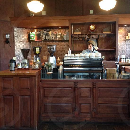 Olympia coffee  photo
