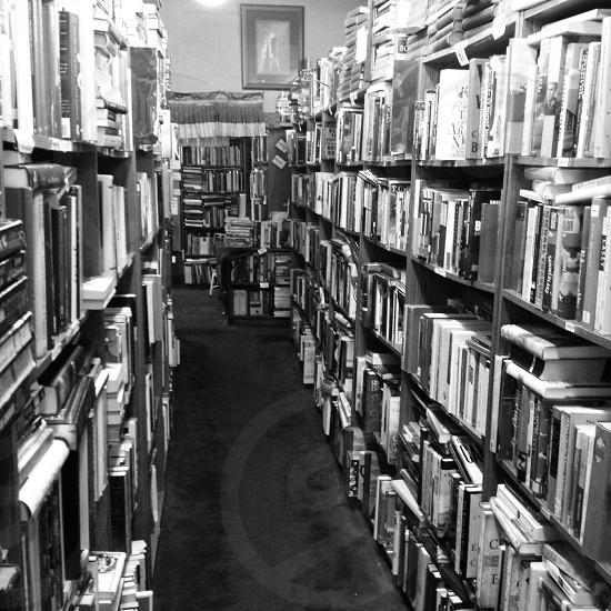 rare book store photo