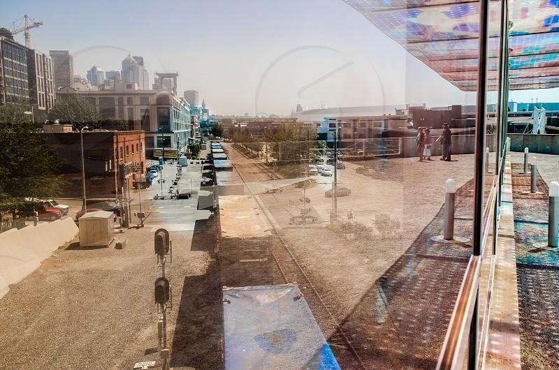 city scale photo