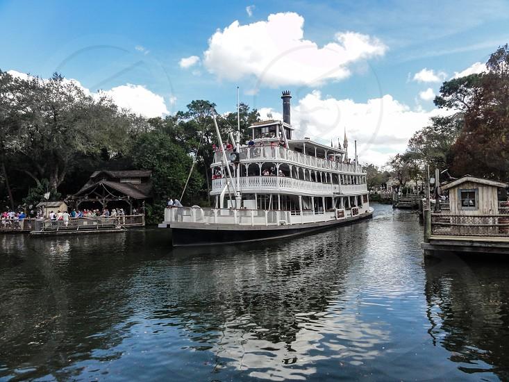 Magic Kingdon - Orlando Florida USA photo