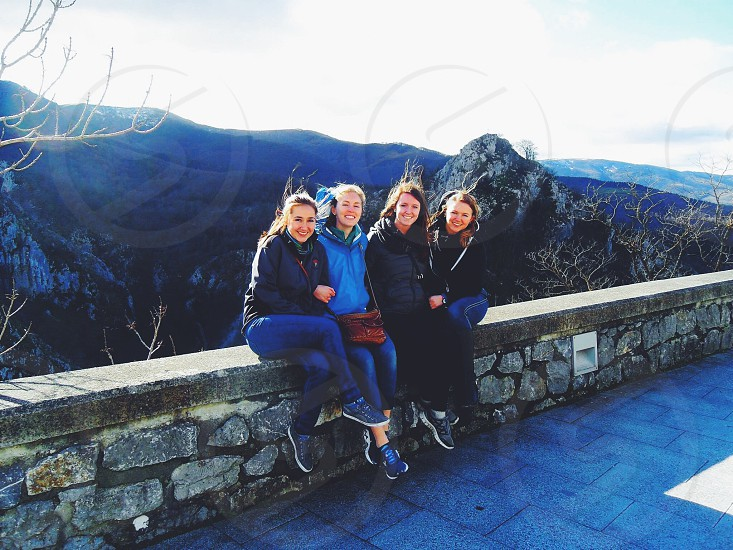 Travel students abroad adventure Spain  photo