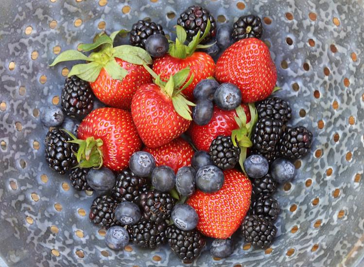 Mixed Berries photo