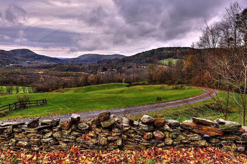 Mountains in Upstate New York photo