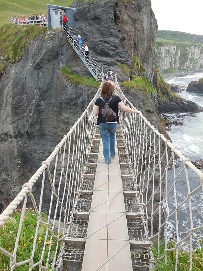 Bridge in Ireland photo