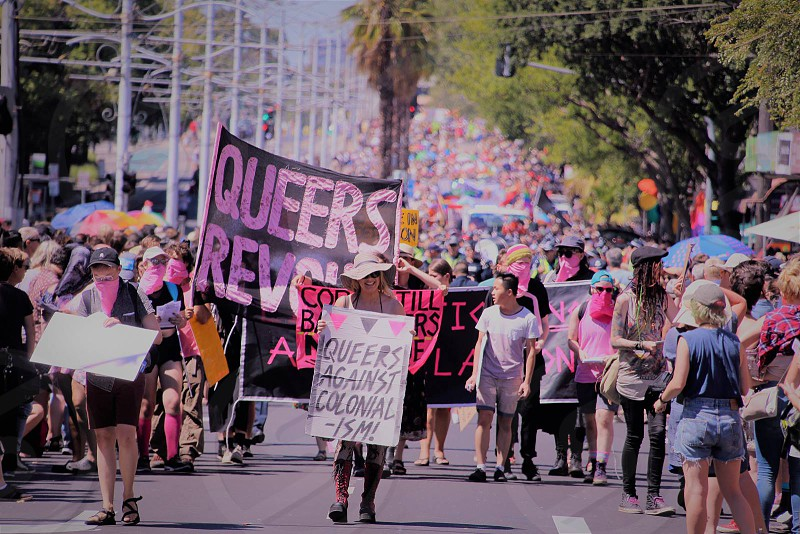 Melbourne Pride March photo