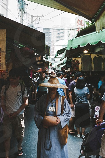 Market traditional photo