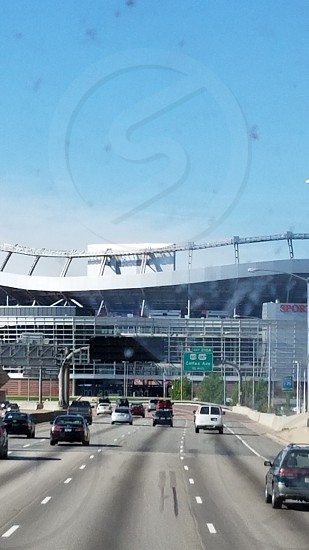 Denver Broncos stadium photo