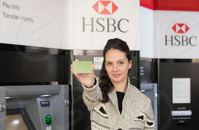 UK ATM photo