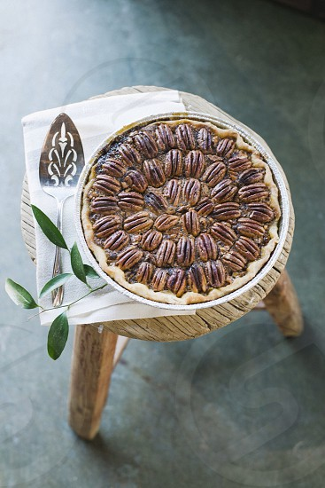 sunflower seeds printed textile  photo
