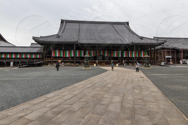 Kyoto - historical center of Japan photo