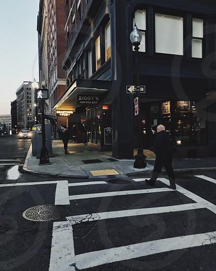 Boston; cityscape; City  photo