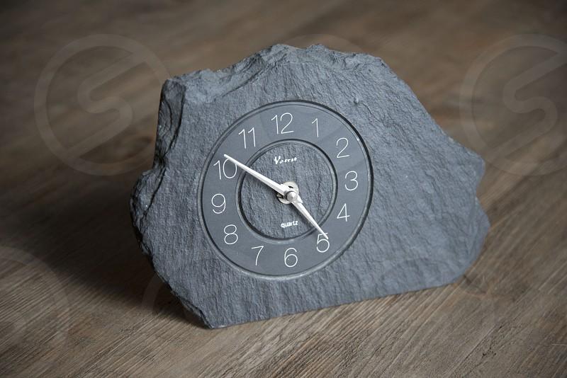 German Vaerst Clock West Germany photo