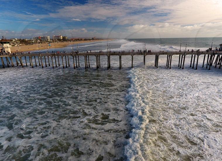 #drone #beach photo