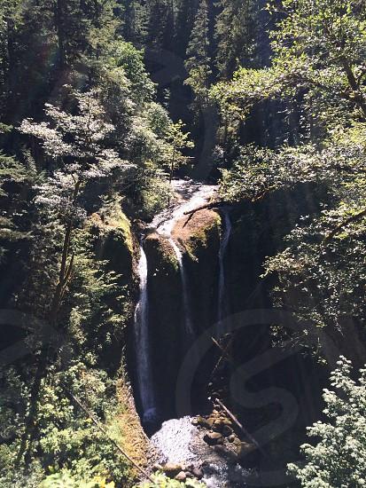 Oregon Columbia gorge waterfalls nature adventure scenery photo