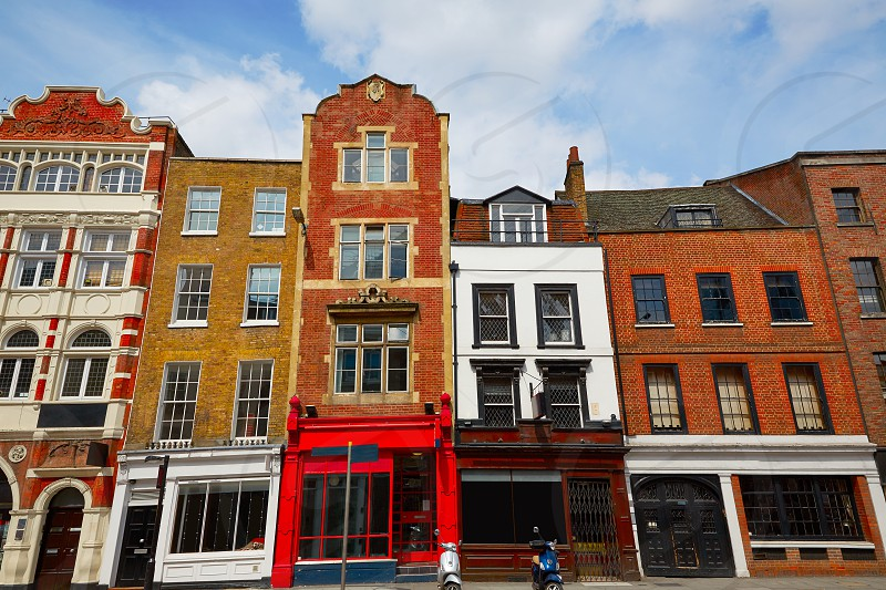 London Southwark old brick buildings in England photo