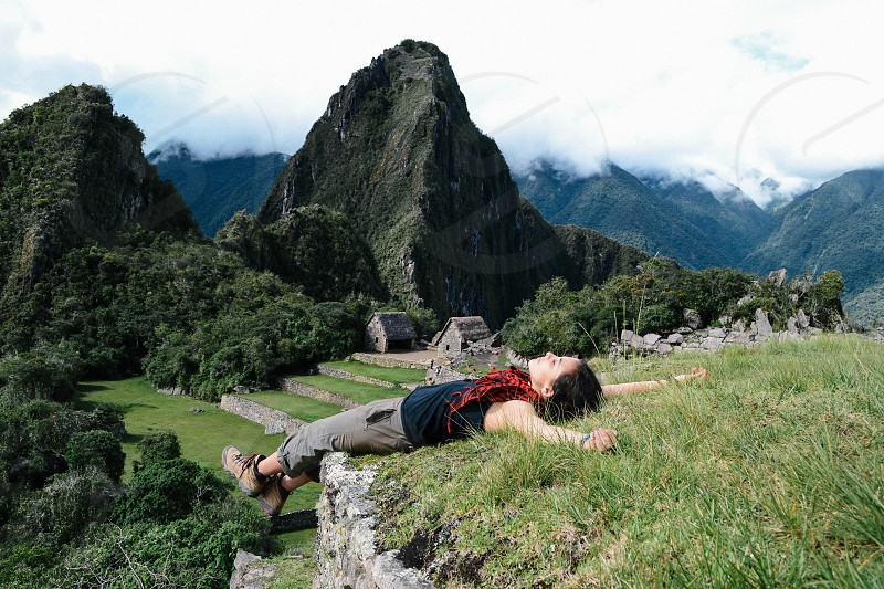 Machu Picchu - Peru photo