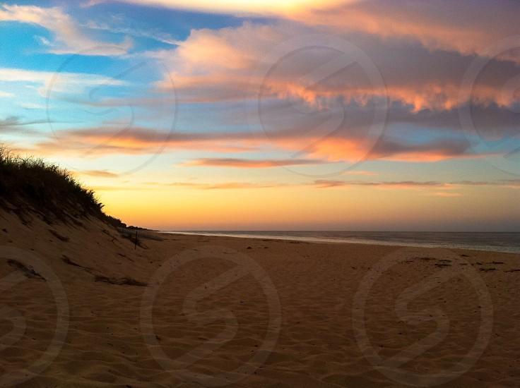Quidnet Beach Nantucket MA photo