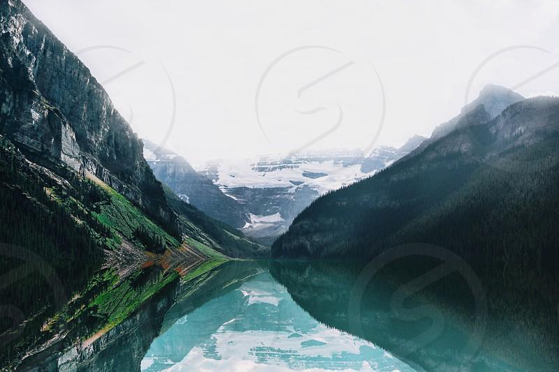 Banff National Park Canada photo