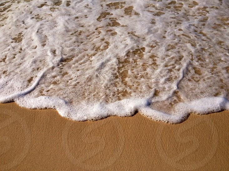 Sand sea beach holiday Dubai  photo