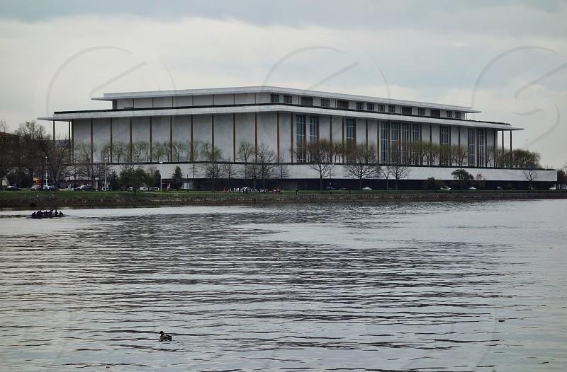 John F. Kennedy Center for the Performing Arts Washington DC photo