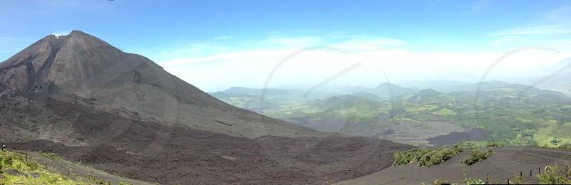 Volcan Pacaya Guatemala photo