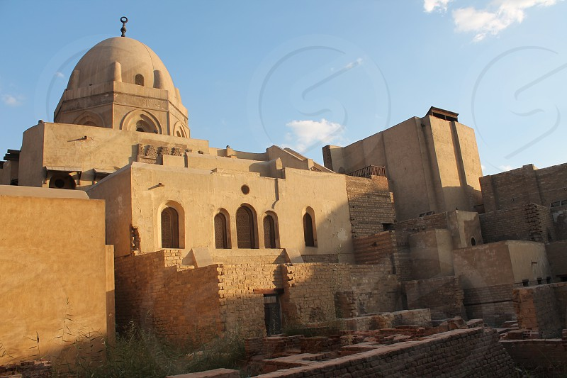 sneak peek to the most beautiful sites in Ancient Egypt and El Moaz street  photo