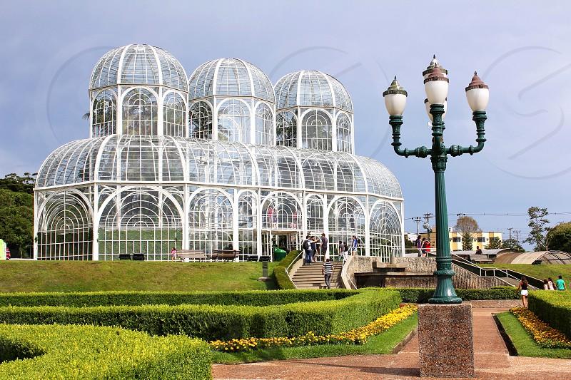 Botanic Garden in Curitiba - Brazil photo
