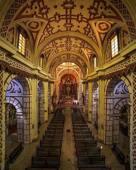 Symmetry architecture  photo