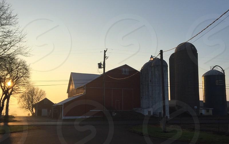 Dairy farm Pa dairy photo