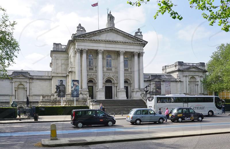 Tate Gallery Britain - London UK photo