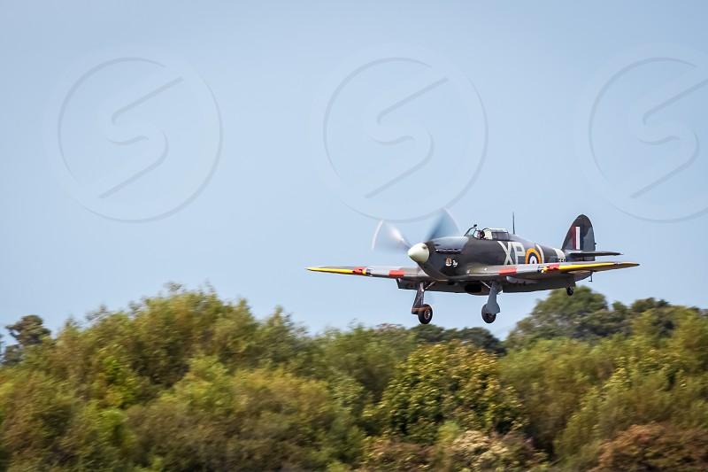Hawker Hurricane Mk.IIb photo
