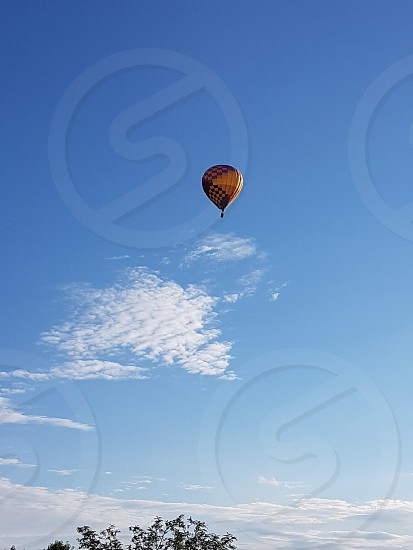 Albuquerque New Mexico hot air balloons photo