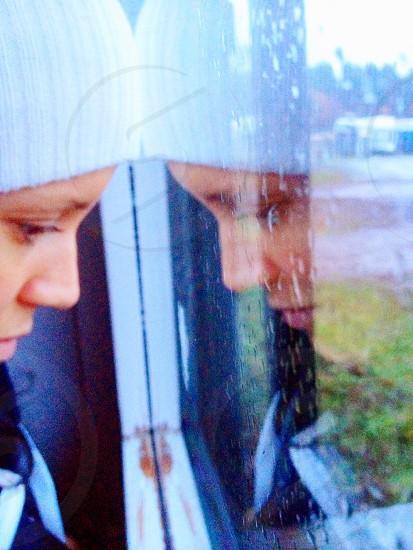 Tierd of rain Sweden photo
