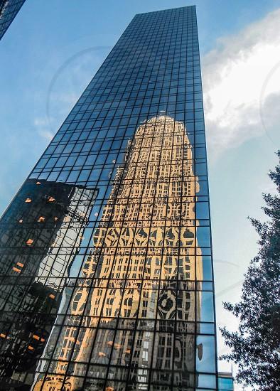 Building tall America usa photo