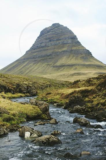 Kirkjufell Iceland photo