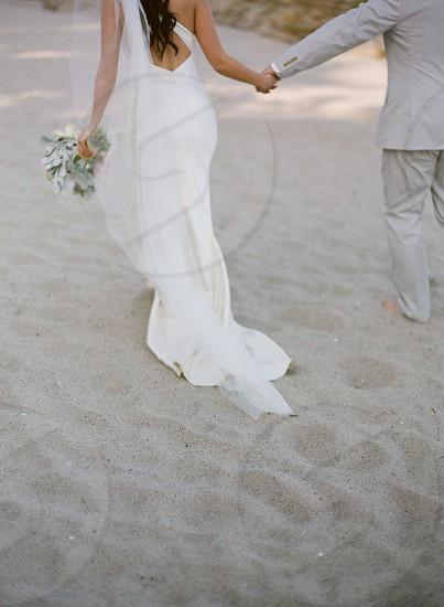 beach wedding destination wedding photo