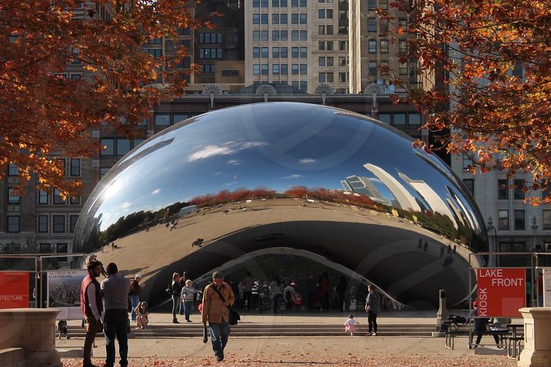 Bean Chicago Culture USA Illinois photo