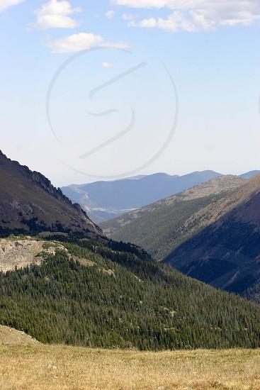 Open valley photo