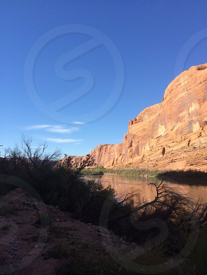 Colorado River Moab Utah photo