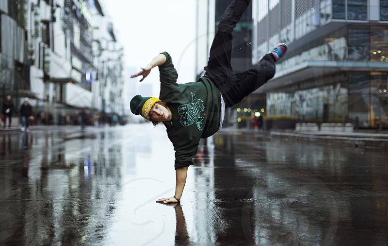 Dancer photo