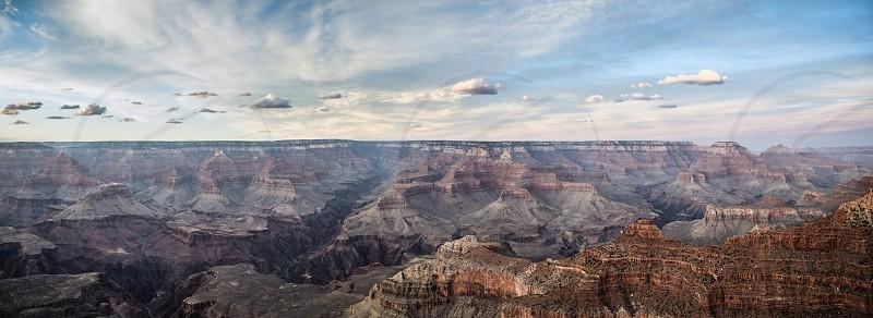 Grand Canyon at sunset Arizona photo