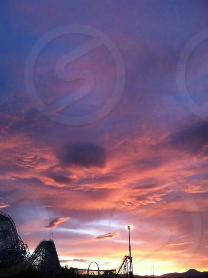 cloudscape view photo