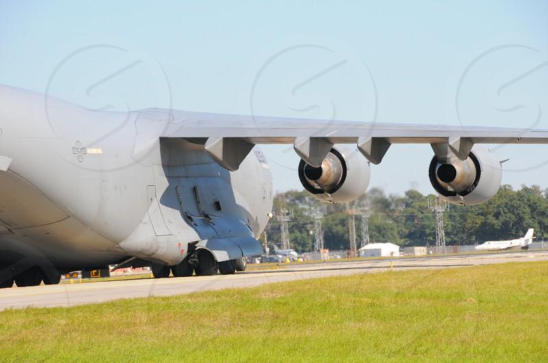 AviationAircraftEnginesAir ForceTransportation photo