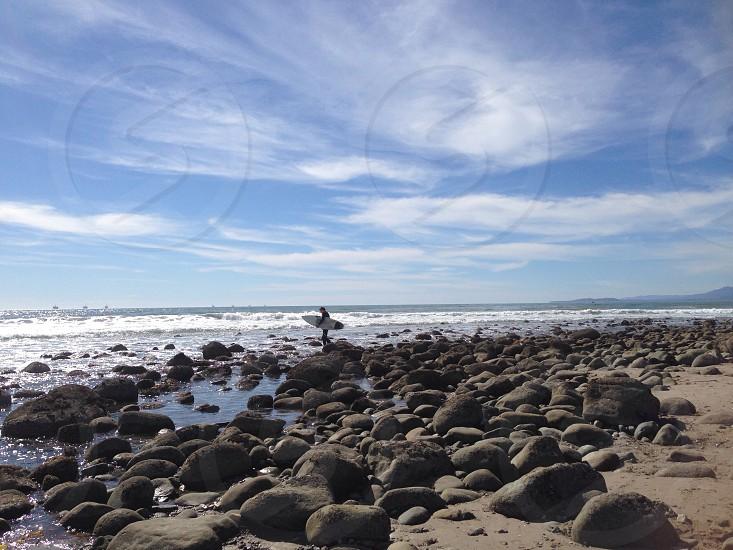Surf check photo